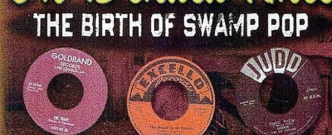 On Bended knee ( Birth of Swamp Pop Music ) CD