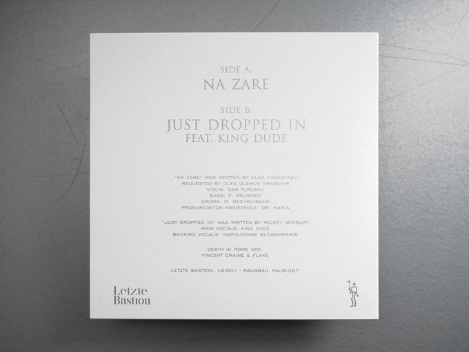 Na Zare / Just Dropped In