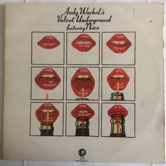Andy Warhol's Velvet Underground Featuring Nico