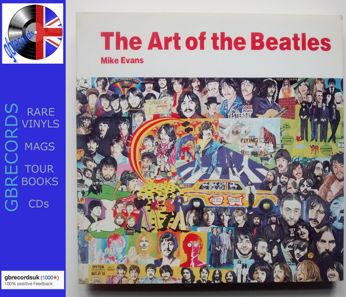 THE BEATLES The Art of the Beatles