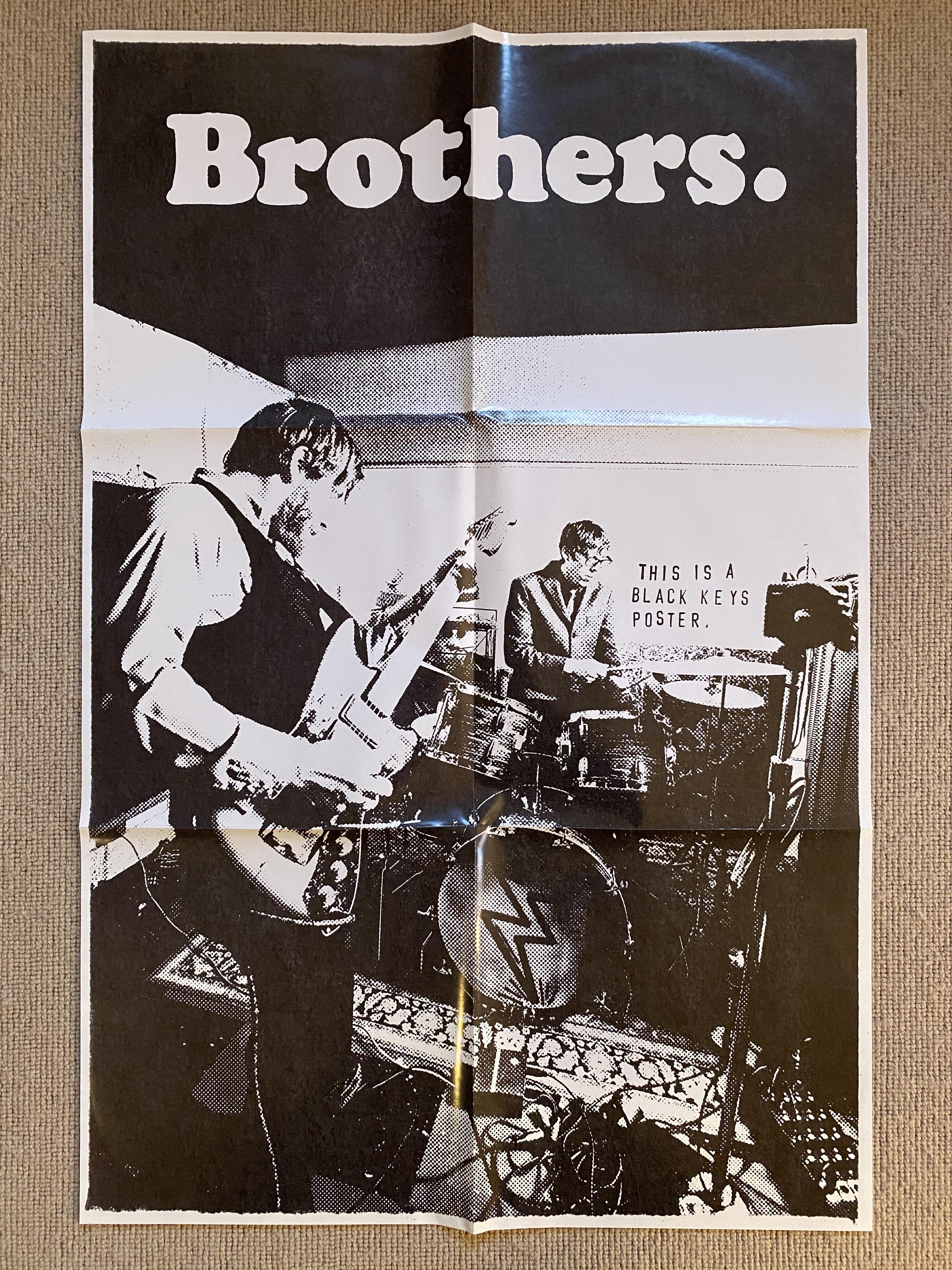 Brothers The Black Keys Elvinyl