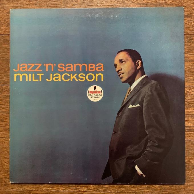 Jazz 'N' Samba