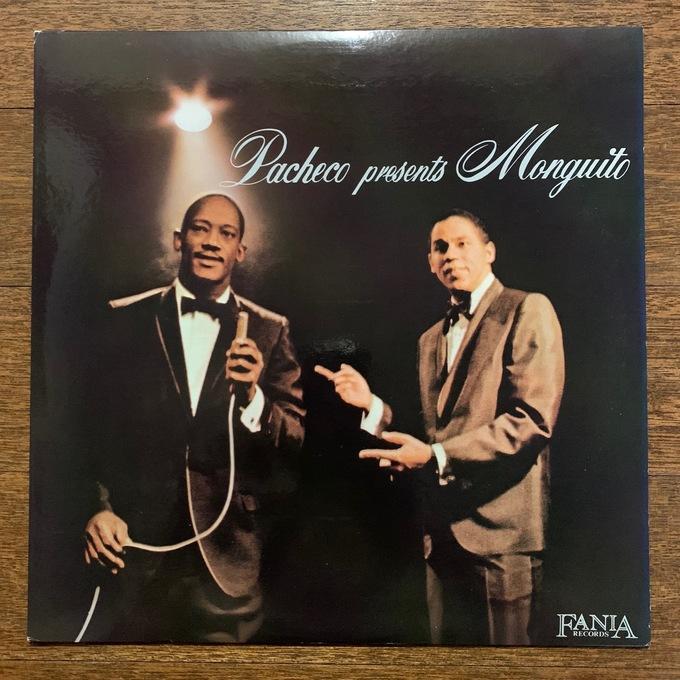 Pacheco Presents Monguito