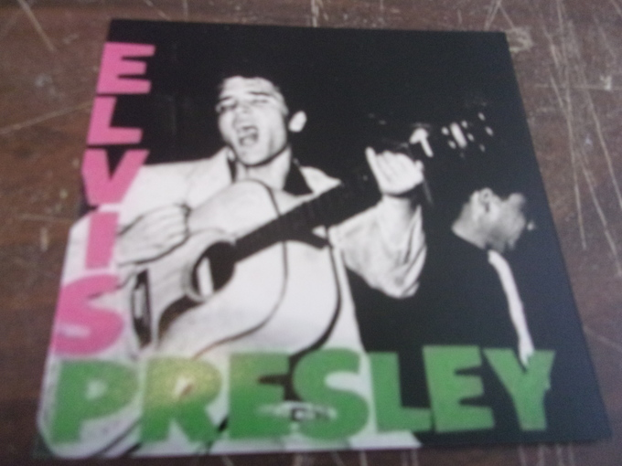 SET OF 4   YOUNG ELVIS   DRINK COASTERS      NEW