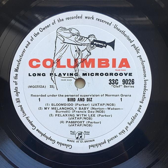 Bird & Diz by Charlie Parker and Dizzy Gillespie