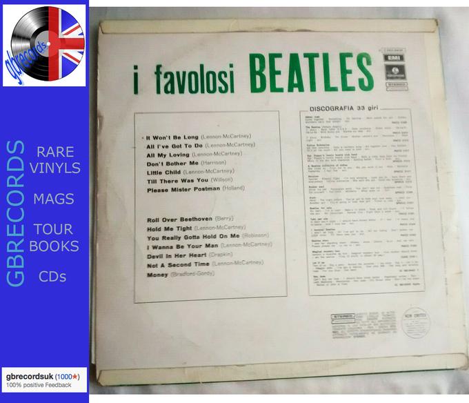 I Favolosi Beatles