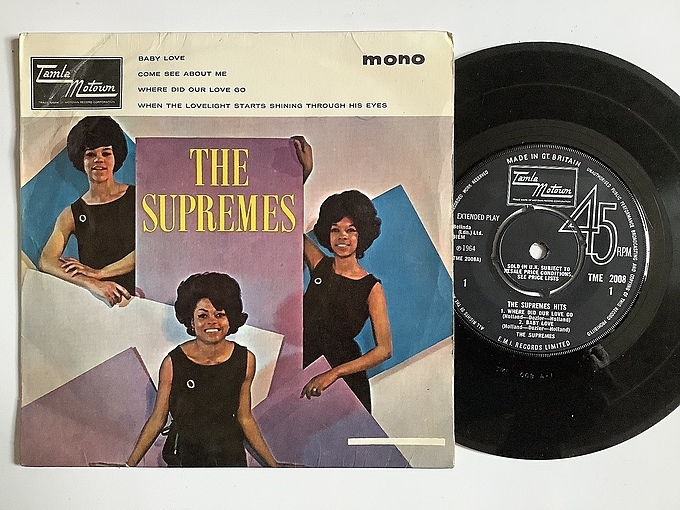 The Supremes' hits by The Supremes