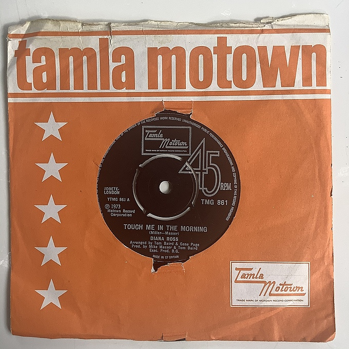 Touch me in the morning by The Supremes