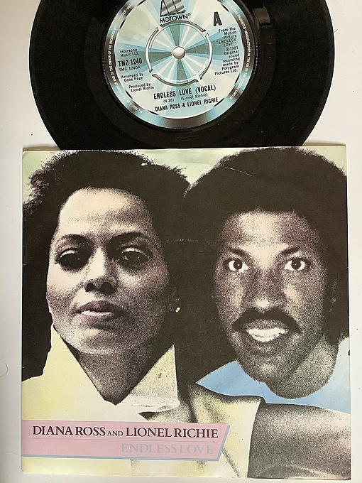 Endless Love by Lionel Richie