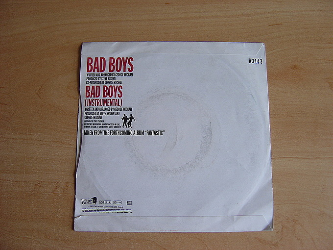 Bad Boys by Wham!