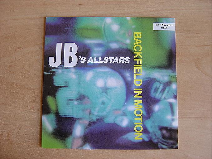 Backfield In Motion by JB's Allstars