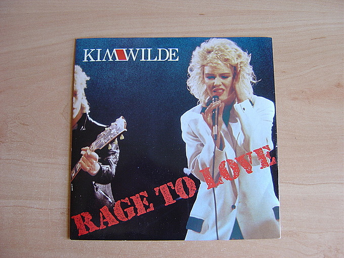 Rage To Love by Kim Wilde