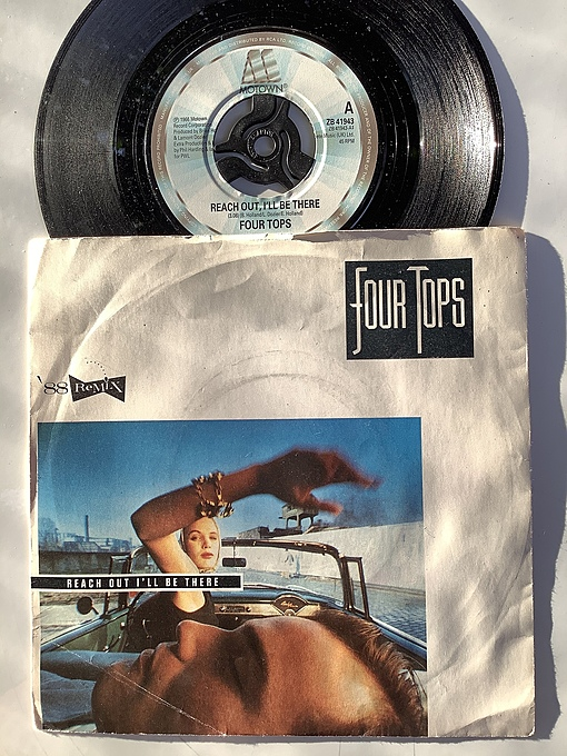 Reach Out I'll Be There ('88 Remix) by Four Tops