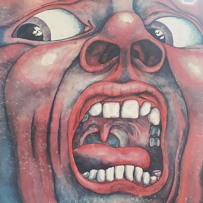 In The Court Of The Crimson King by King Crimson