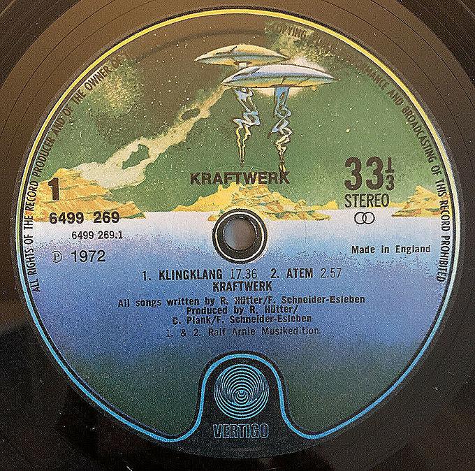 Kraftwerk by Kraftwerk