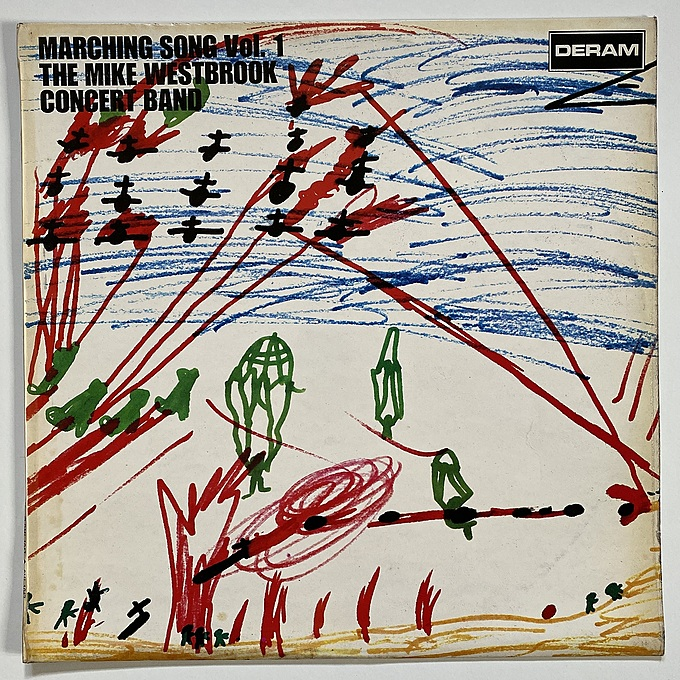 Marching Song, Vol. 1 by Mike Westbrook