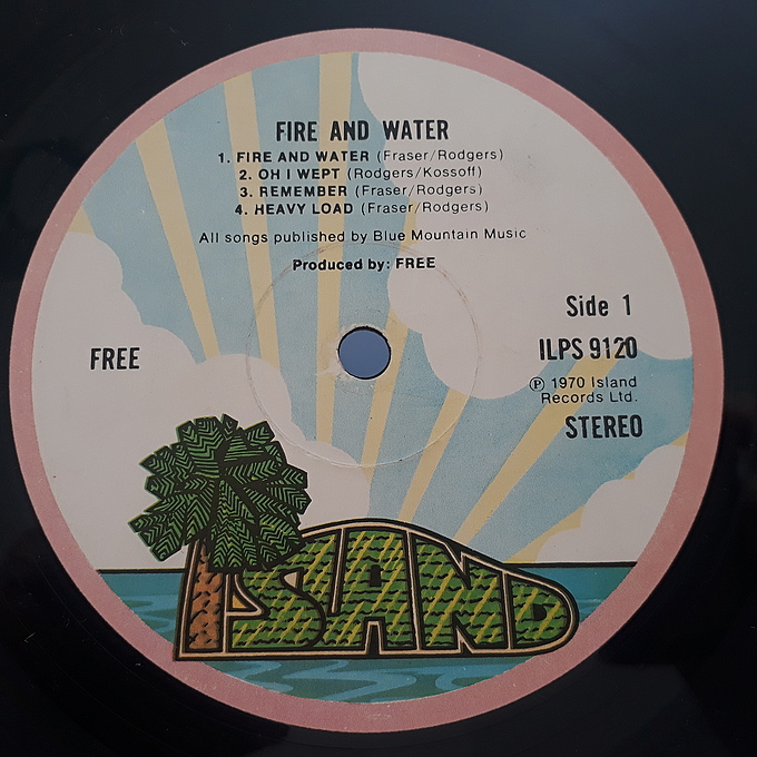 Fire & Water by Free