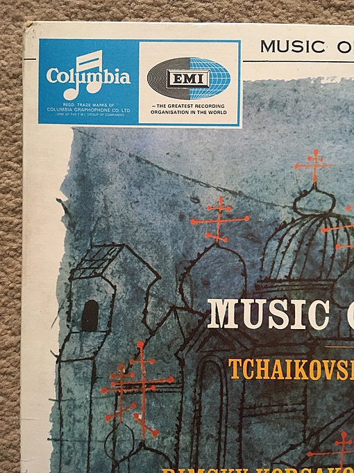 Music Of Old Russia